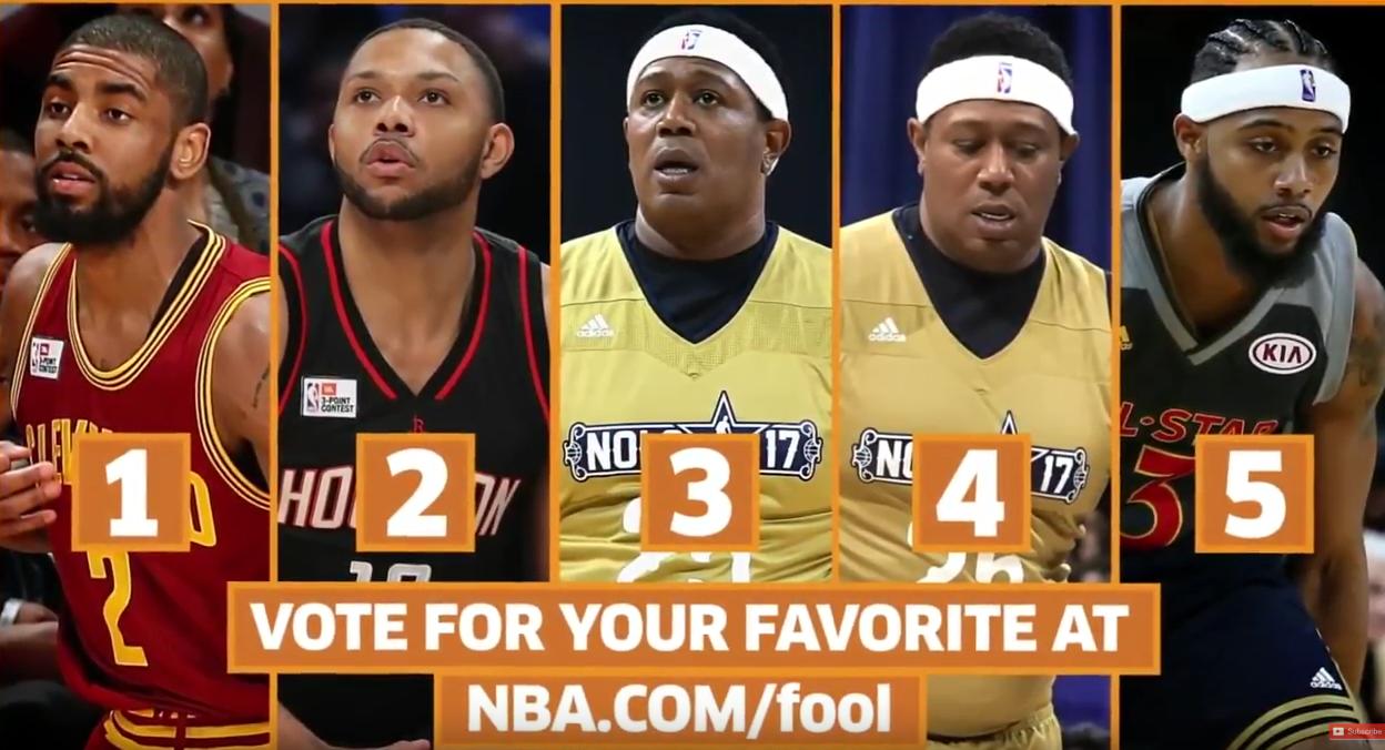 Shaqtin' a Fool : le meilleur du All-Star Weekend