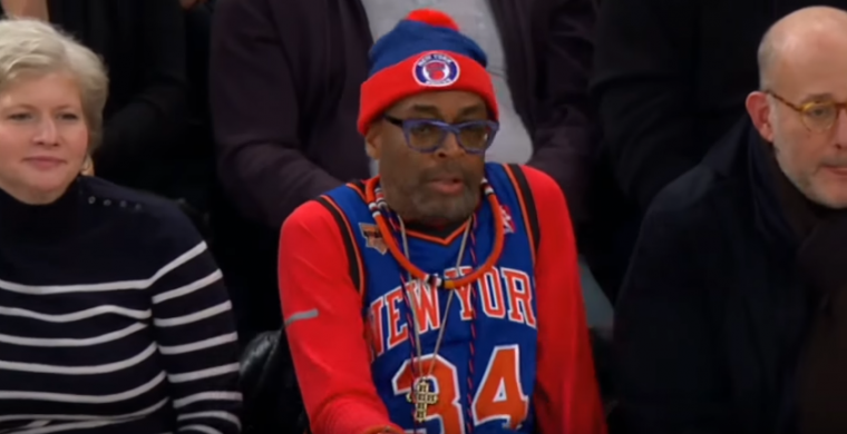 Spike Lee : « Si on a Zion, le Garden va exploser »