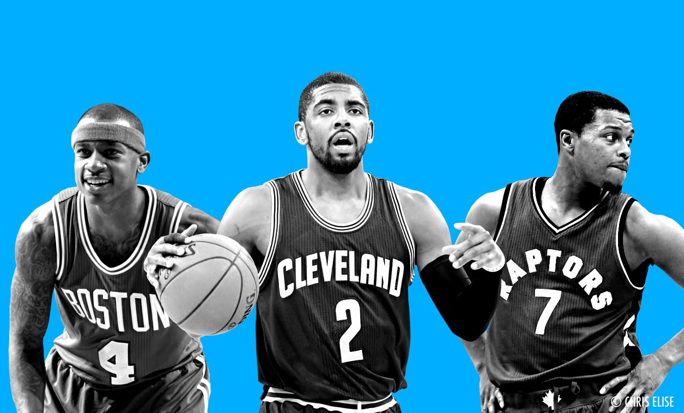 Qui est le meilleur meneur à l'Est cette saison ?