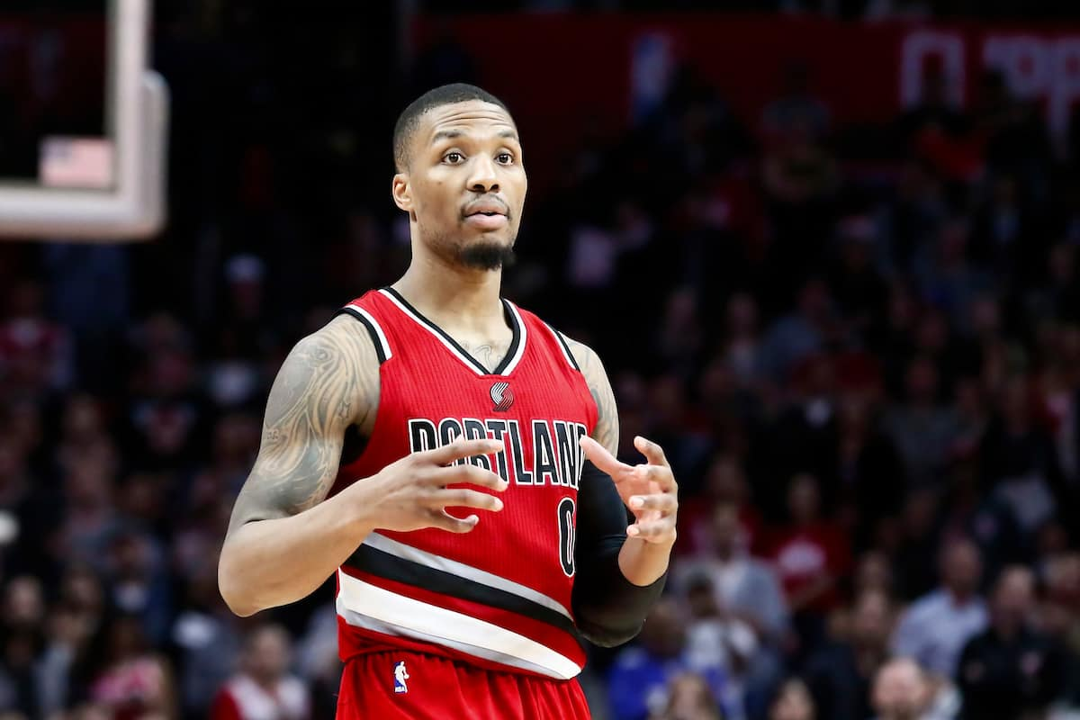 Un Damian Lillard absolument monstrueux contre Miami