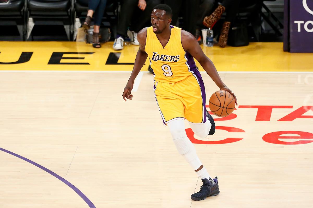 Les Lakers doivent vite se décider concernant Luol Deng