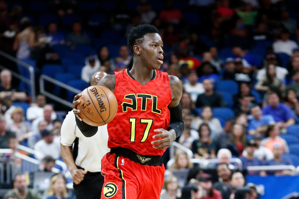 Dennis Schroder et Kent Bazemore disponibles via un trade