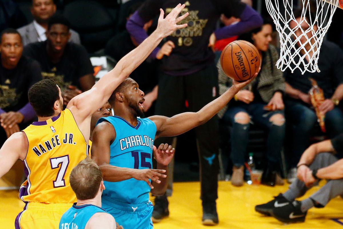 Les Hornets se redonnent un peu d'air en battant les Lakers