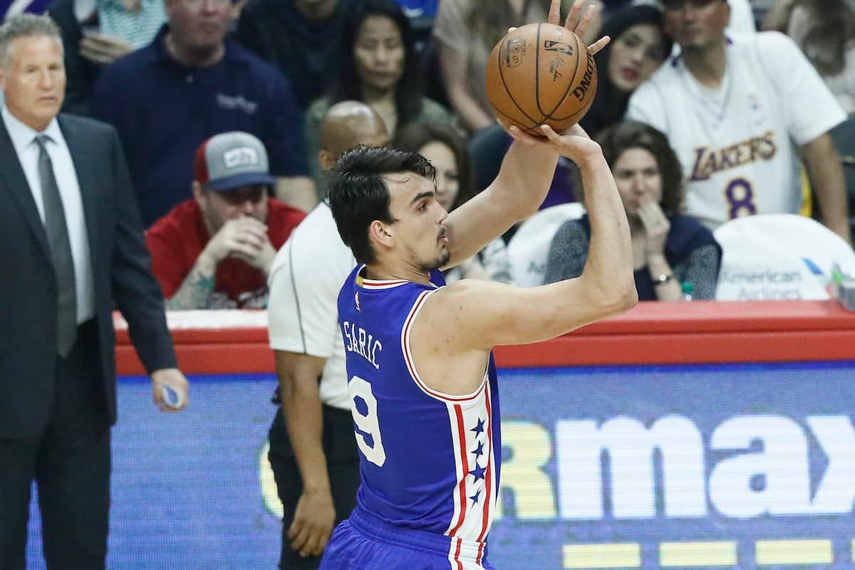 Dario Saric n'a peur que d'une chose : tomber sur LeBron James