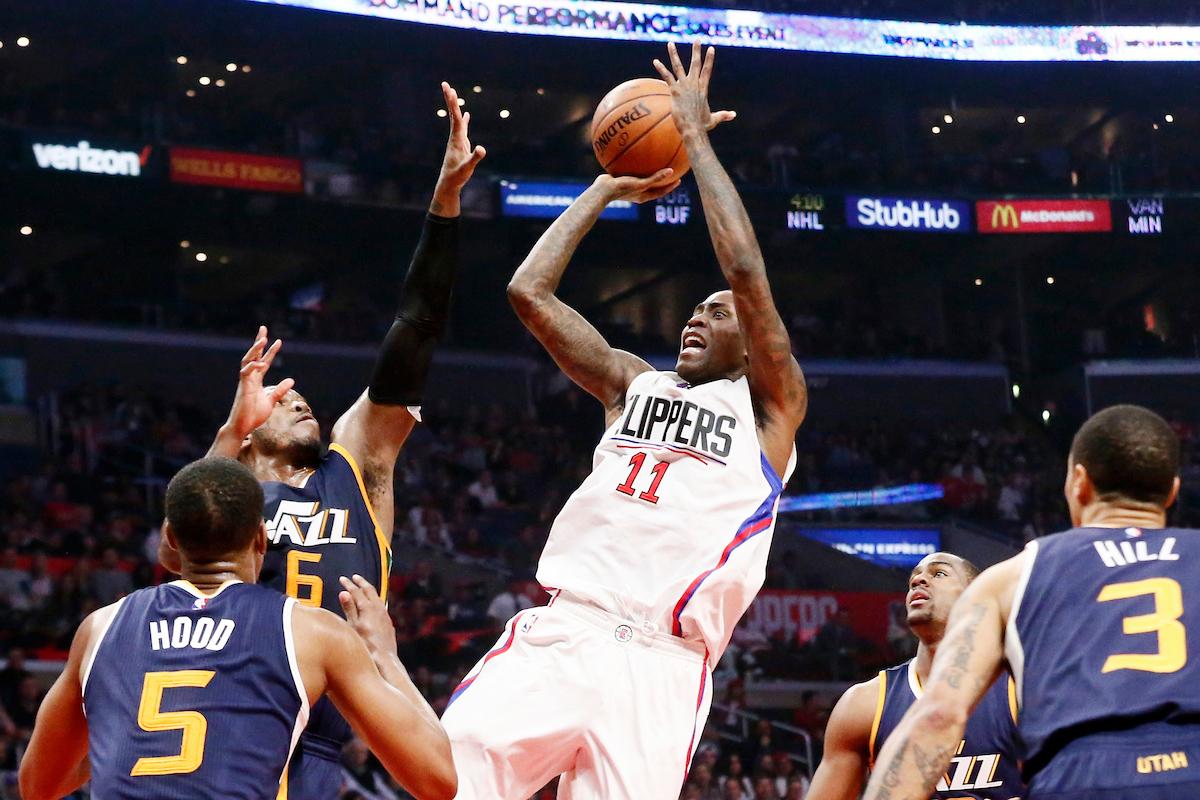 Les Clippers battent le Jazz d'un excellent Gobert