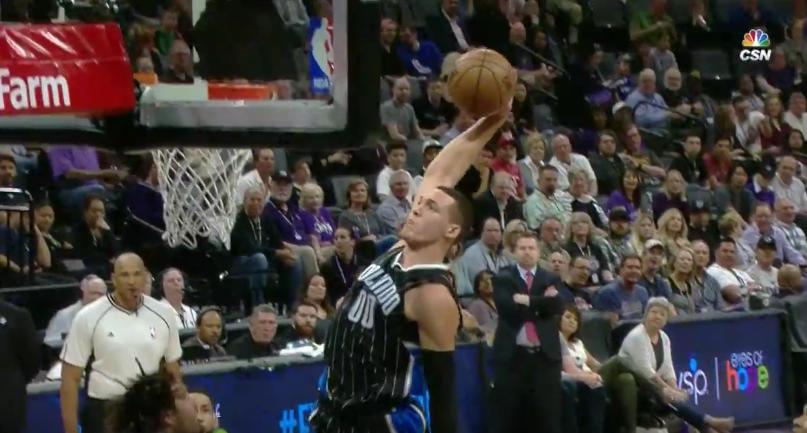 Top 10 : Aaron Gordon pète le dunk de la soirée !