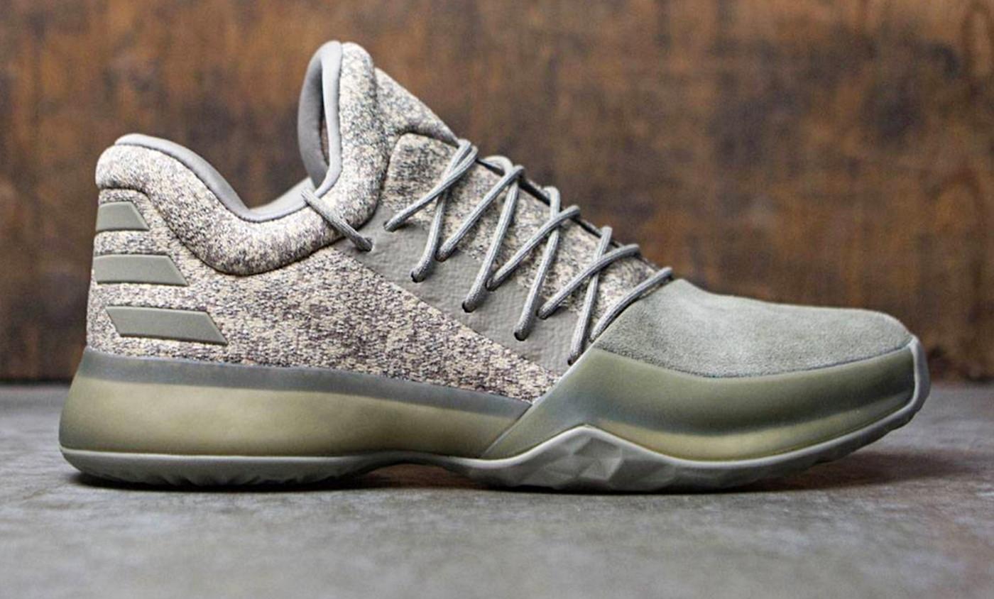 Nouveauté sneaker : la adidas Harden Vol.1 Cargo