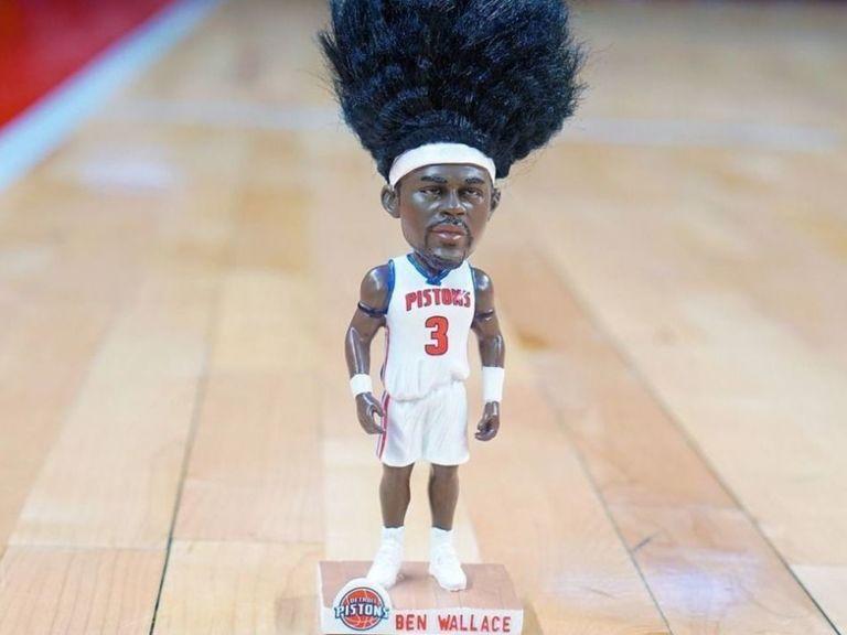 Une figurine géniale en l'honneur de Ben Wallace