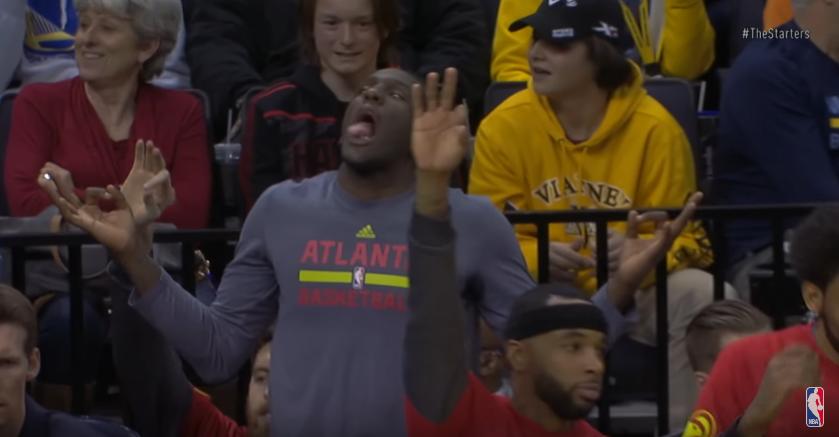 Les Bloopers de la semaine NBA
