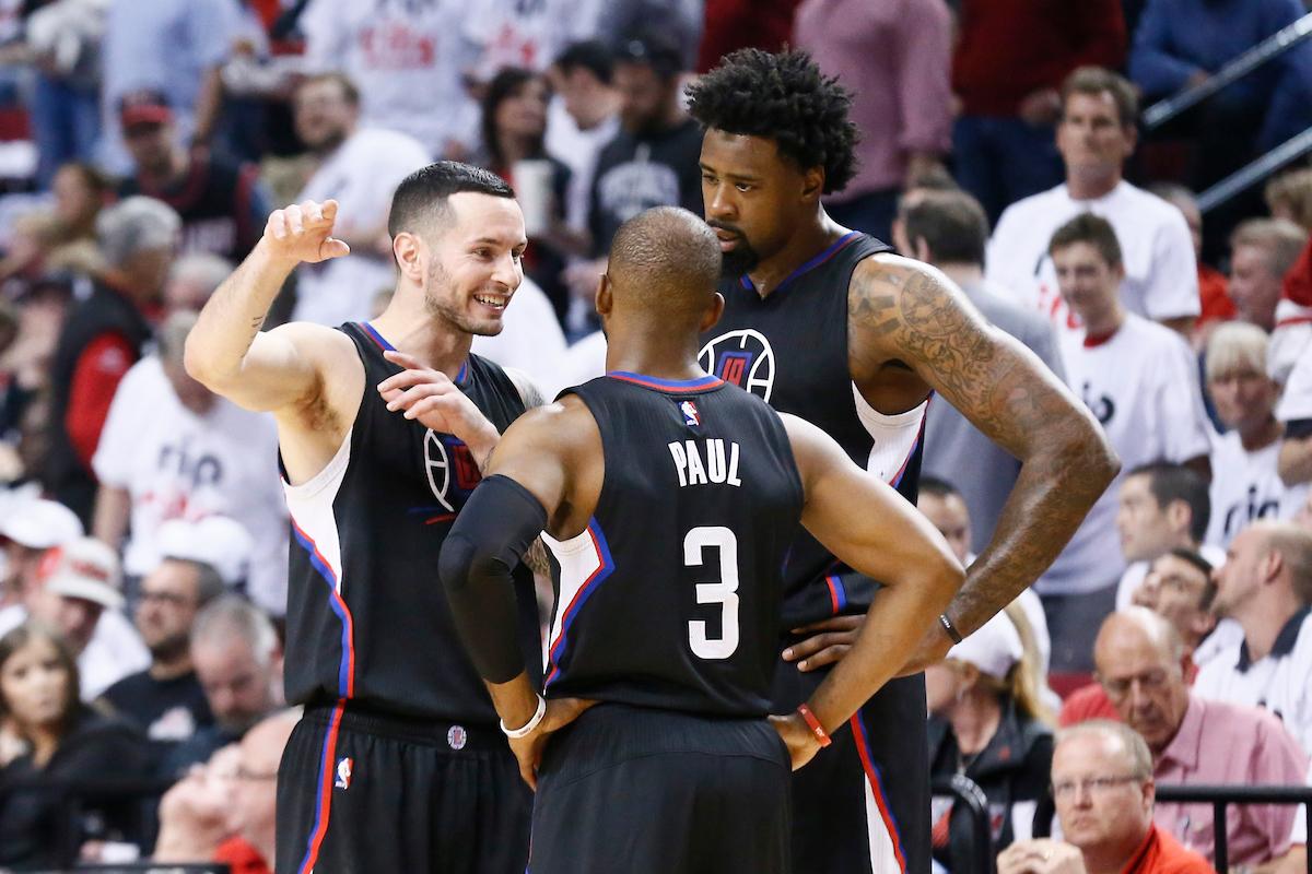 J.J. Redick: «Ce qui a tué les Clippers: une mesquinerie digne de Donald Trump»
