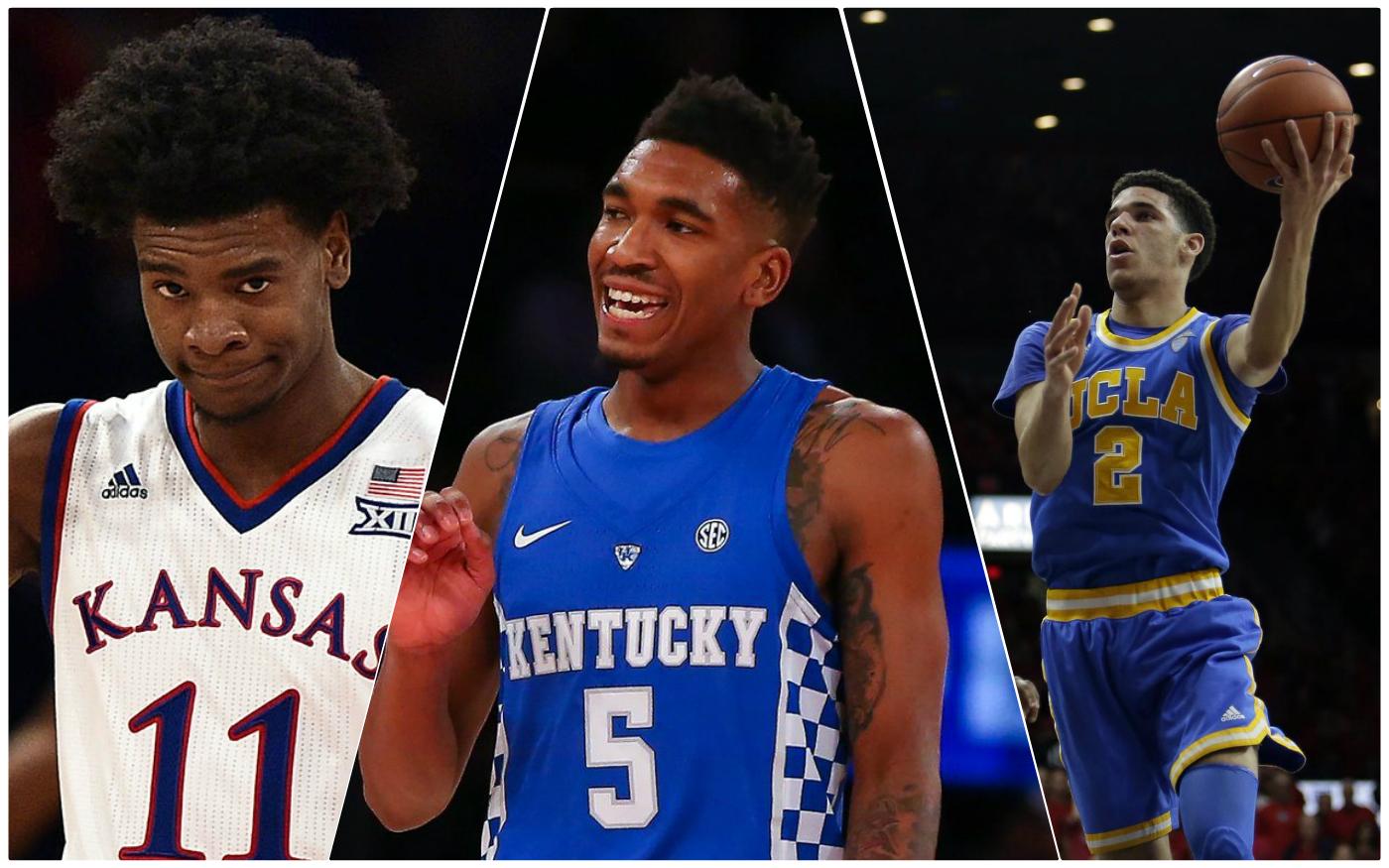 NCAA : Quels freshmen ont marqué des points avant la Draft ?