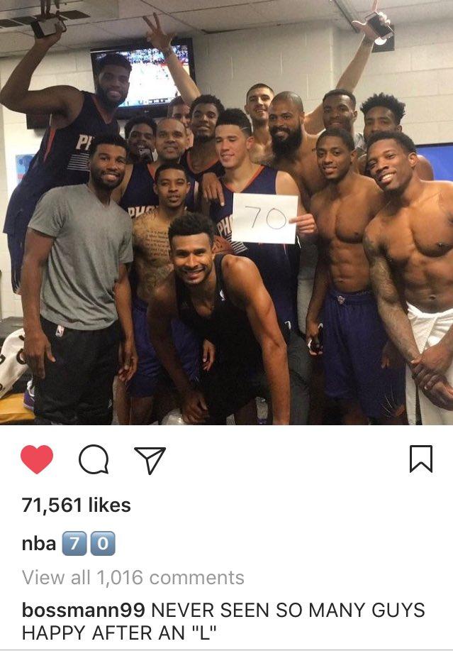 """Jae Crowder chambre les Suns : """"Je n'ai jamais vu autant de mecs célébrer une défaite"""""""