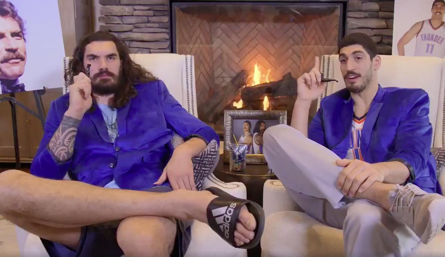 De plus en plus dingue : la nouvelle vidéo des Stache Bros pour Russell Westbrook