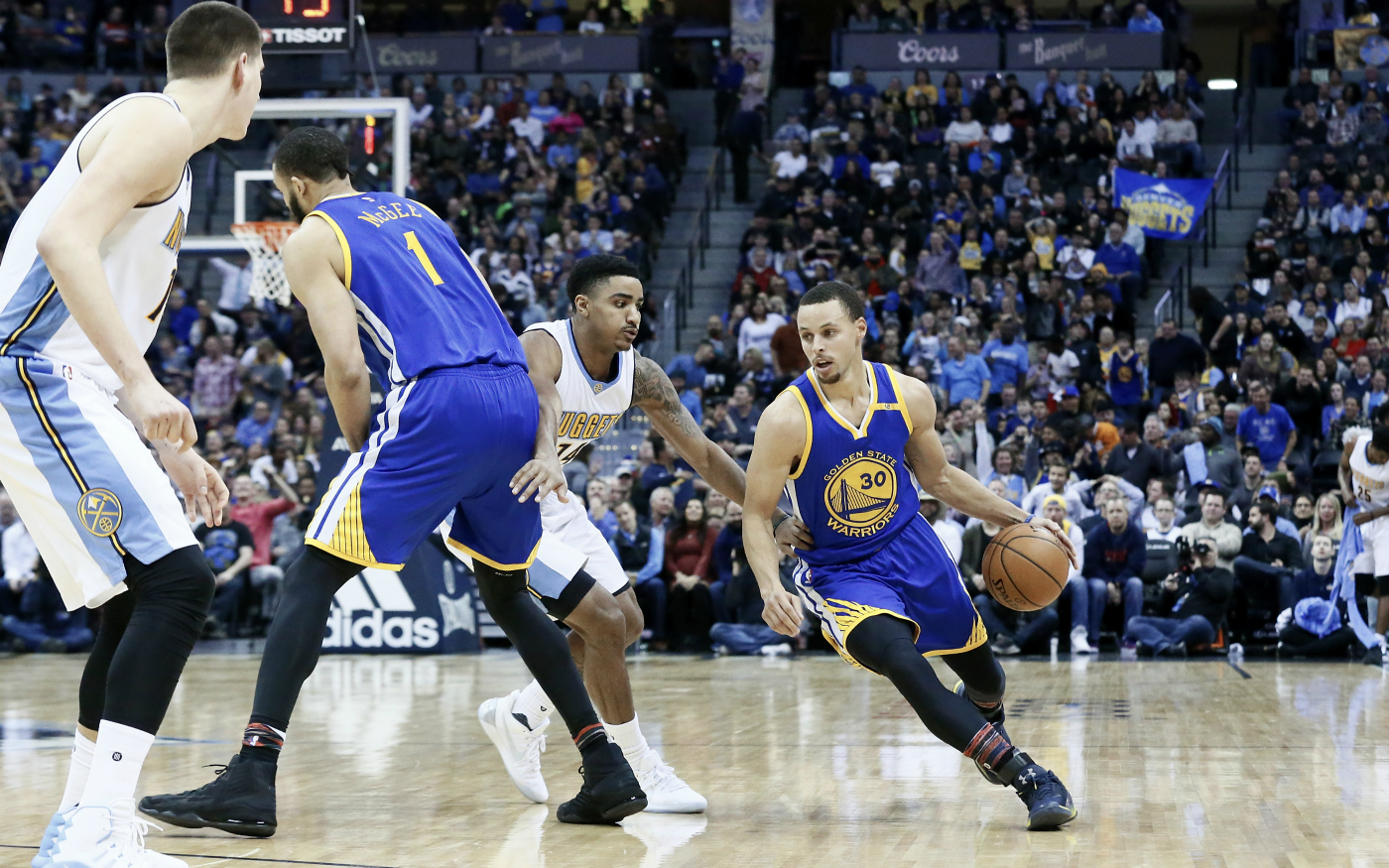L'arme de destruction massive pour relancer Stephen Curry et les Warriors