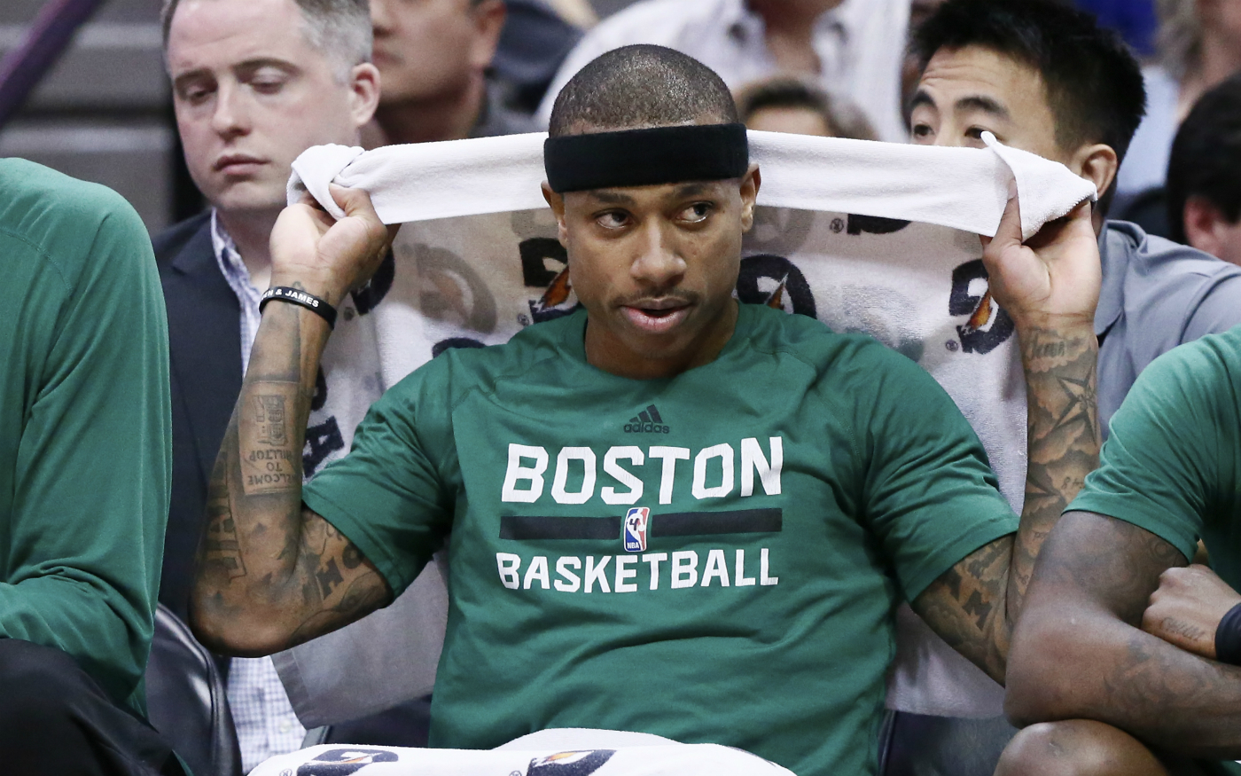 Sinon, Isaiah Thomas a récolté un vote pour les All-Defensive Teams