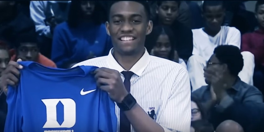 Happy birthday Jabari Parker ! Ses plus belles actions à Duke
