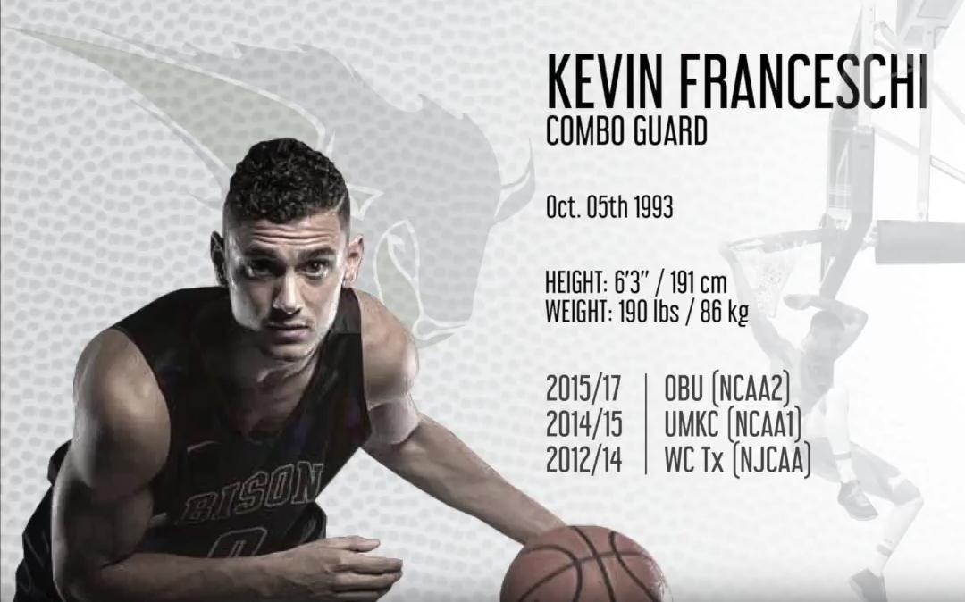 Kevin Franceschi prêt à conquérir la France