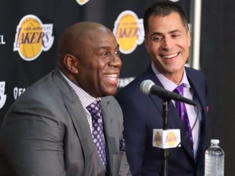 WTF : Magic Johnson sera présent au rendez-vous des Lakers avec Kawhi Leonard