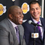 Rob Pelinka surpris par les propos de Magic Johnson