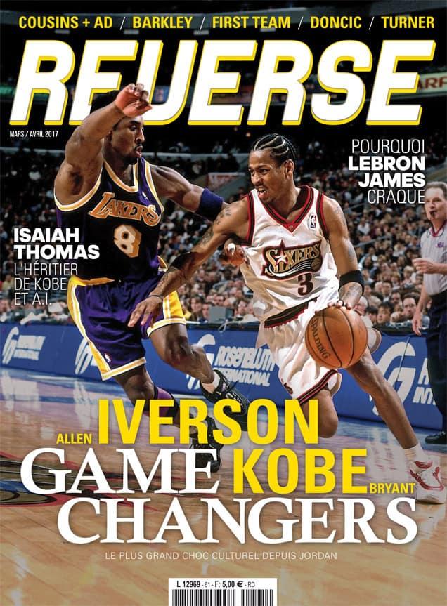 REVERSE 61 : Pourquoi Kobe et Iverson ont tout changé