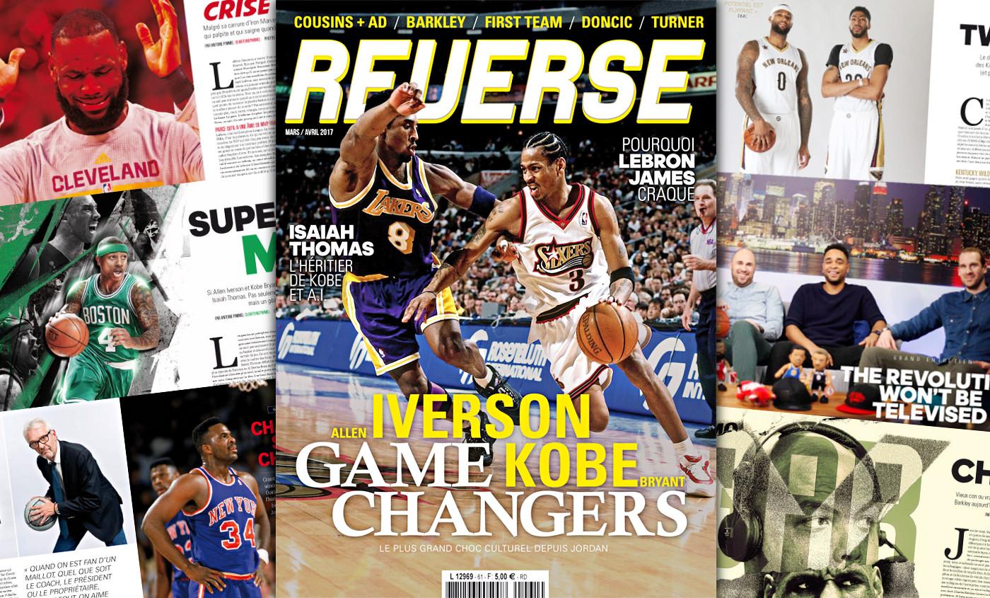 REVERSE #61 : comment Kobe et Iverson ont tout changé