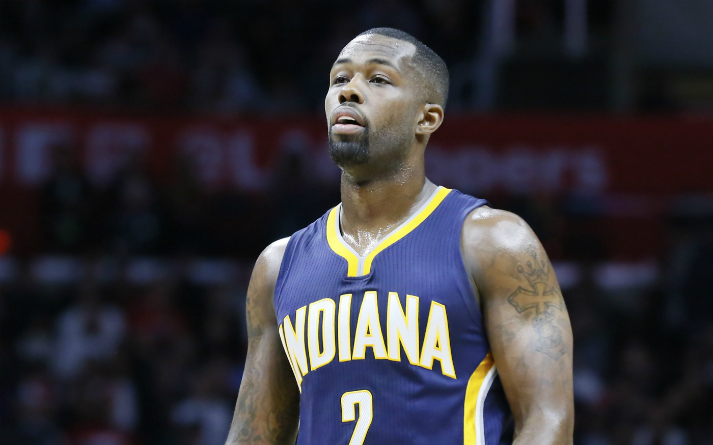Les Pacers libèrent Rodney Stuckey