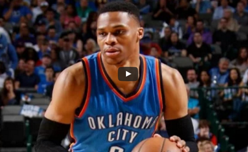 Perf : Russell Westbrook encore MONSTRUEUX face aux Mavs