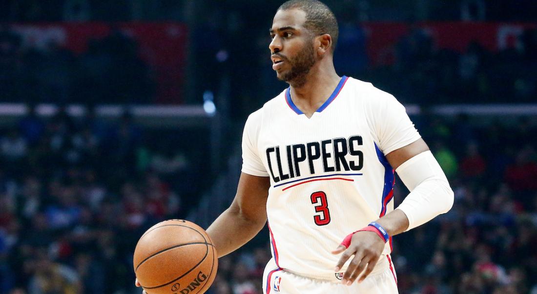 Les Clippers auraient peur de voir Chris Paul partir aux Spurs