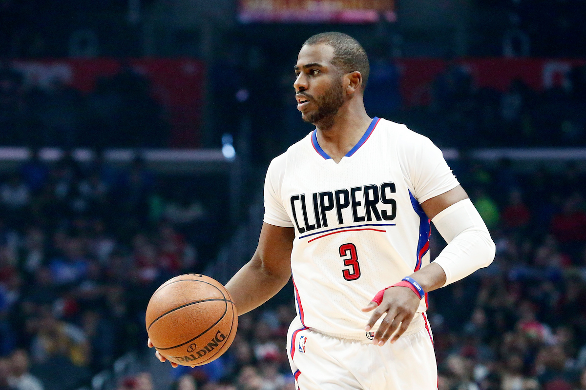 Chris Paul déboîte un journaliste auteur d'une question absurde