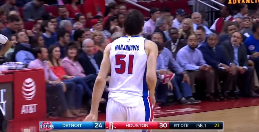 Boban Marjanovic fait un carnage dans la raquette des Rockets