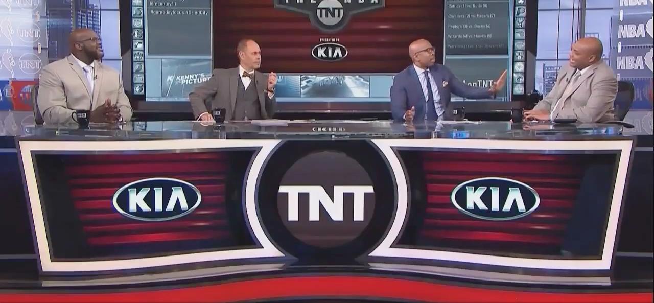 Charles Barkley soutient les gens virés par ESPN