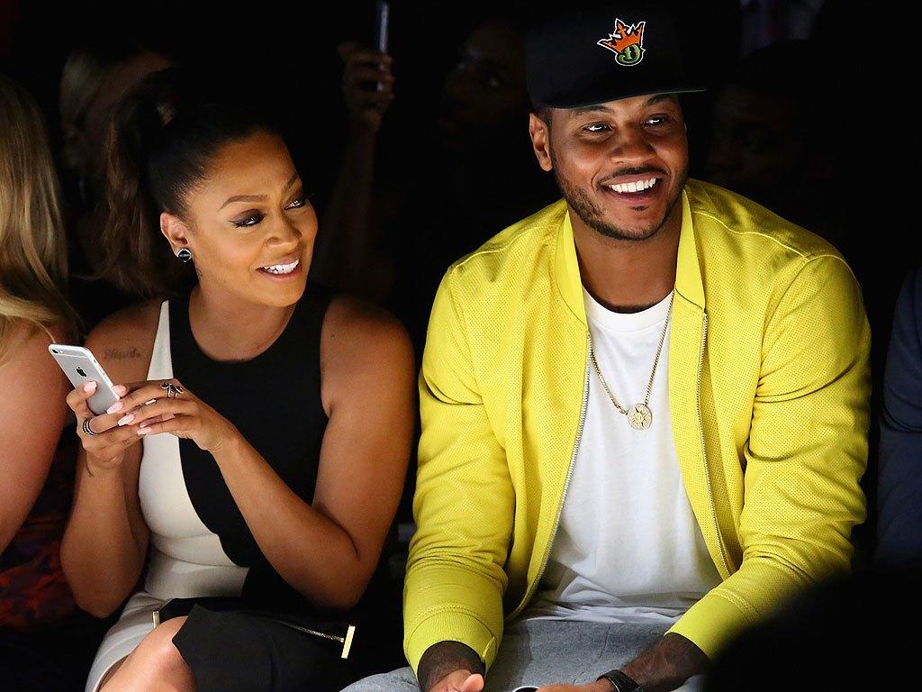 Carmelo Anthony et sa femme se séparent, la donne change-t-elle ?