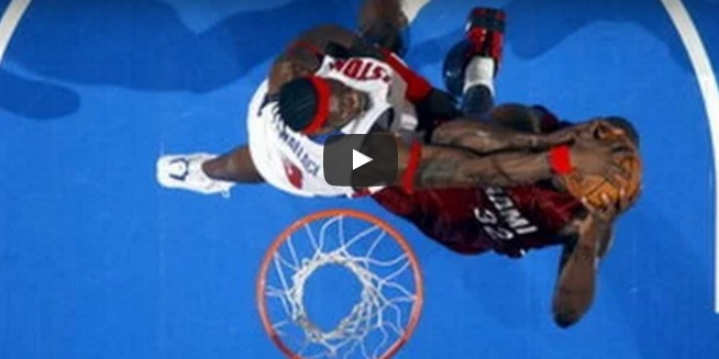 Top 10 : Le meilleur des Pistons au Palace D'Auburn Hills