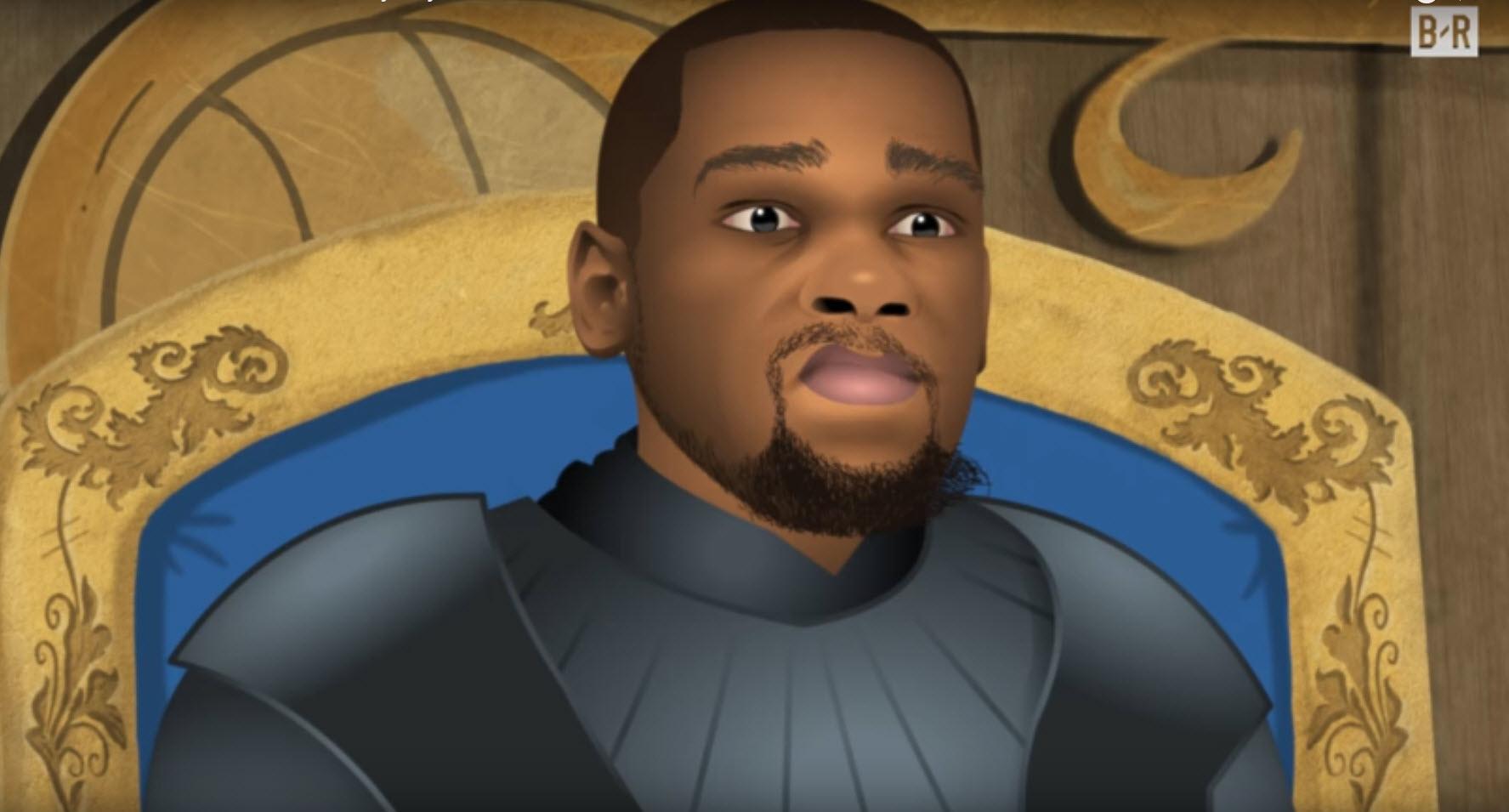 Game of Zones : Un nouvel épisode génial sur KD est sorti