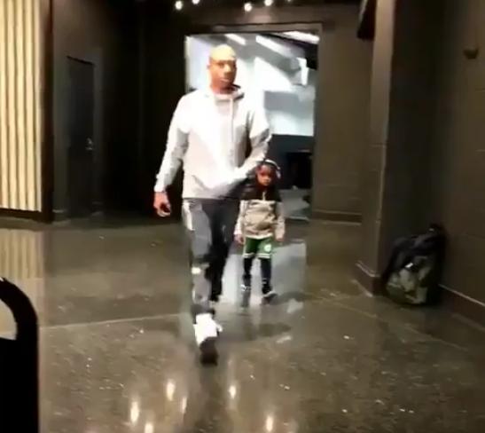 Le fils d'Isaiah Thomas déjà prêt pour la NBA