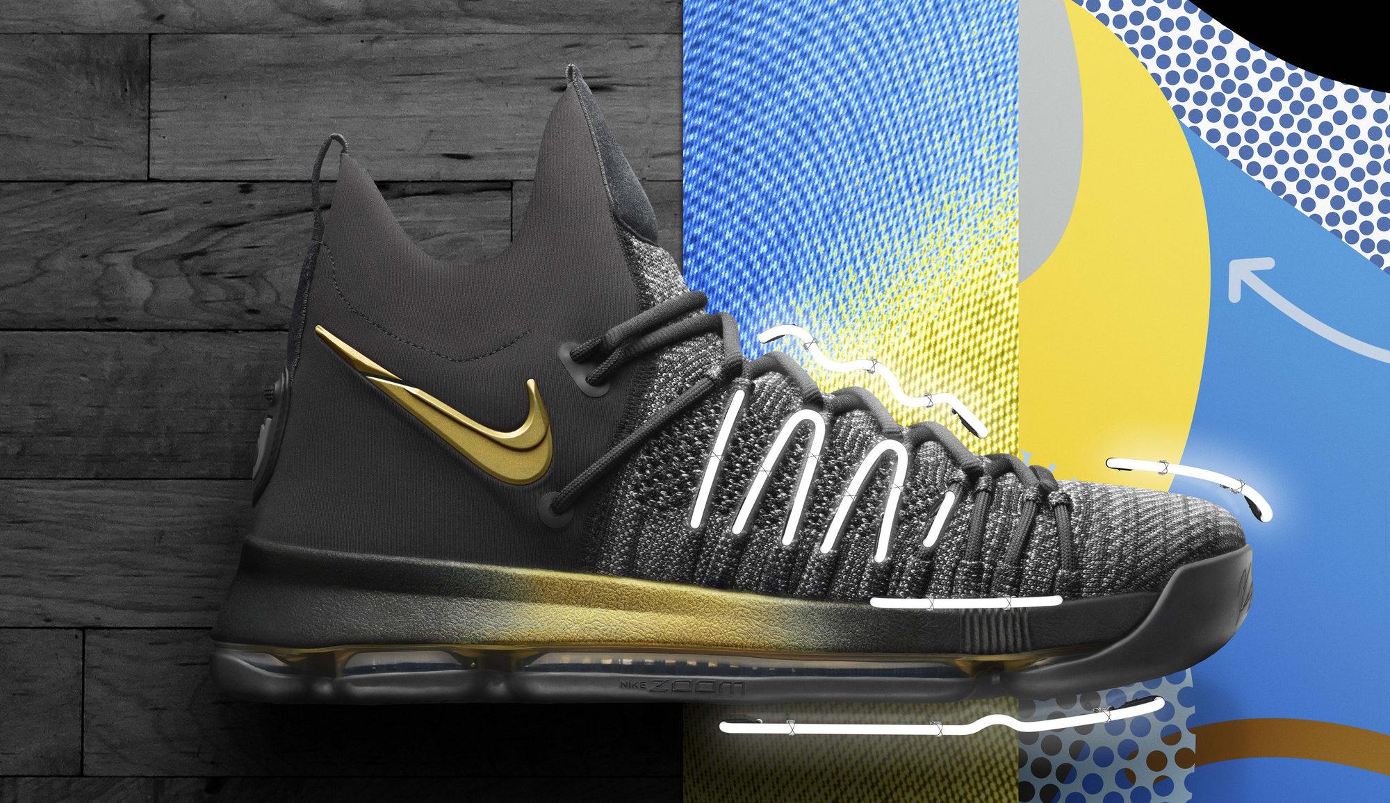 LeBron, KD, Kyrie, PG : Nike sort le grand jeu pour les playoffs