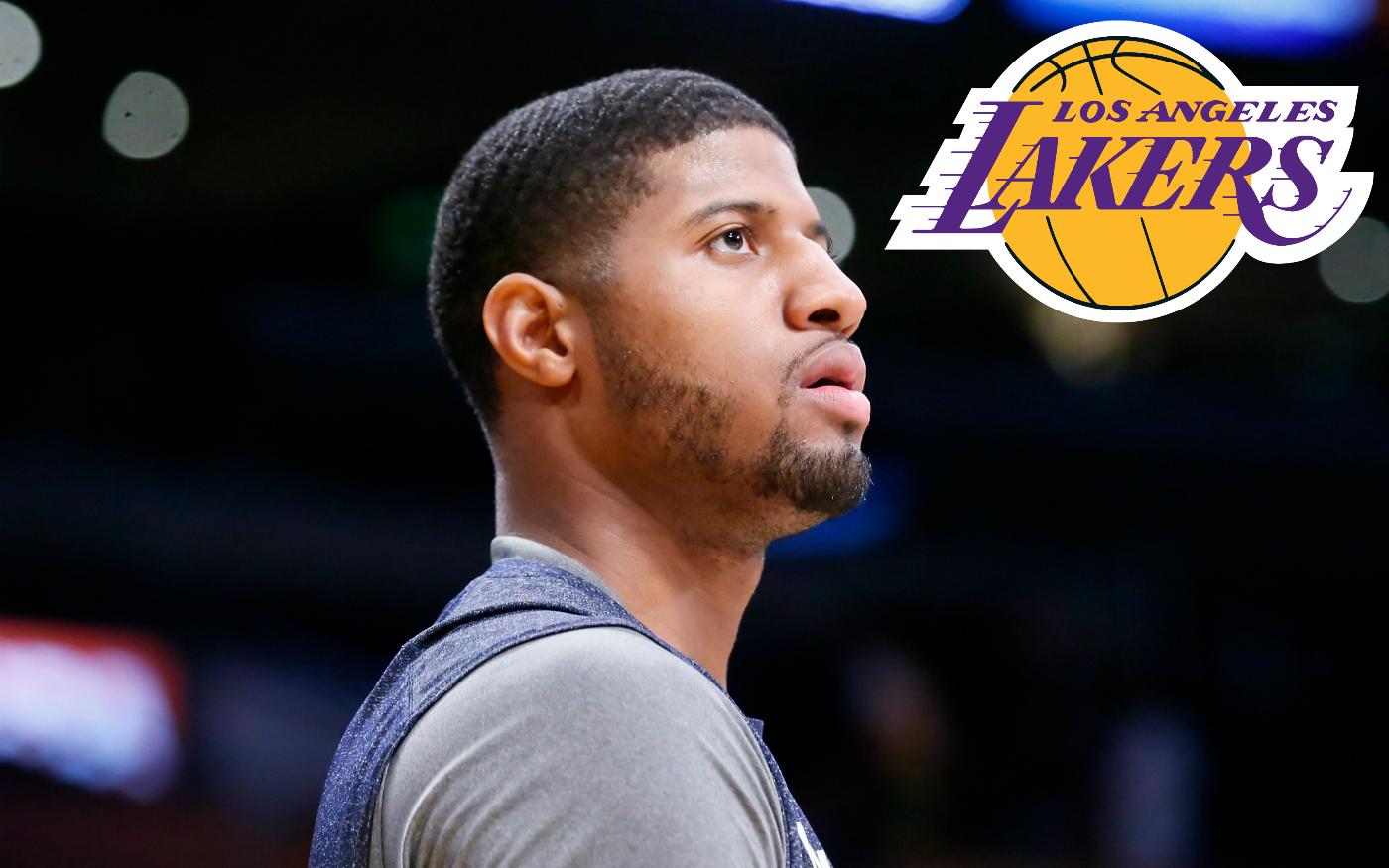 Paul George a informé les Pacers qu'il partira aux Lakers l'été prochain