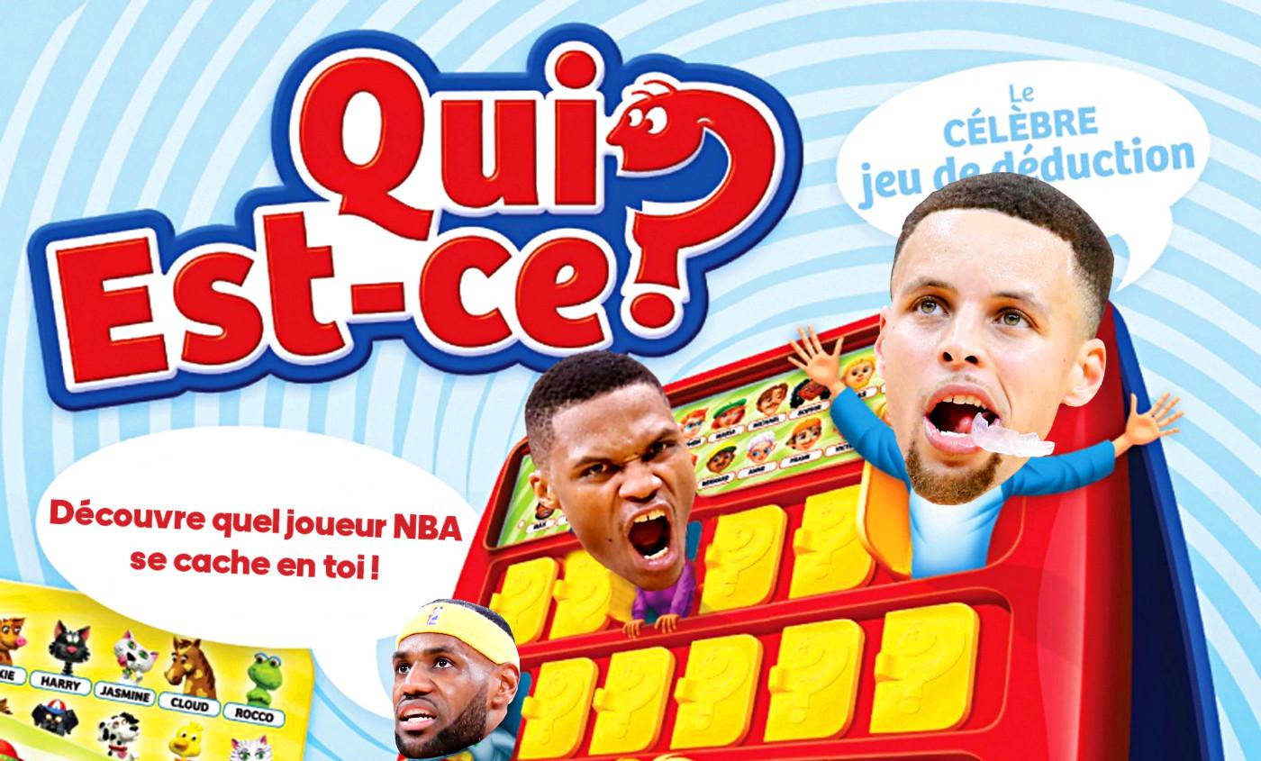 Test : Quelle star NBA êtes-vous ?