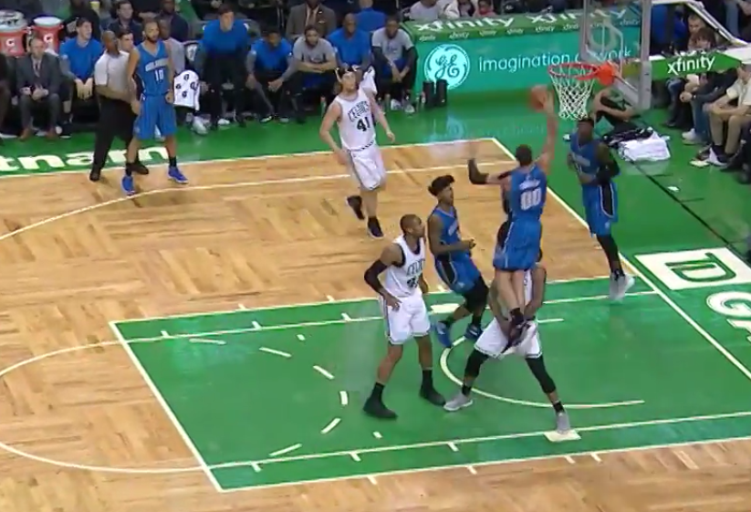 Top 10 : Aaron Gordon et Cody Zeller en mode rouleau-compresseur !