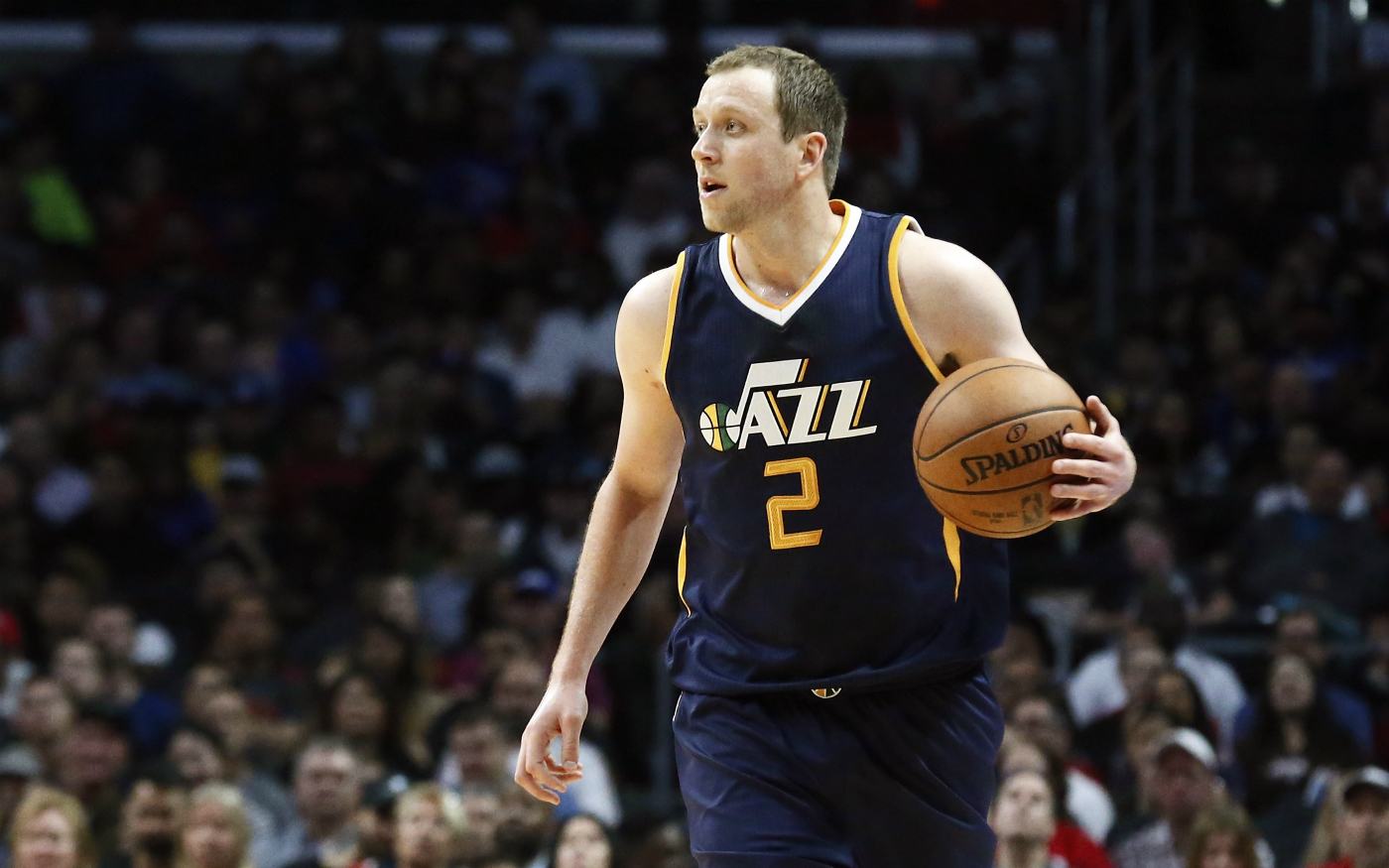 Joe Ingles impatient d'affronter Gordon Hayward
