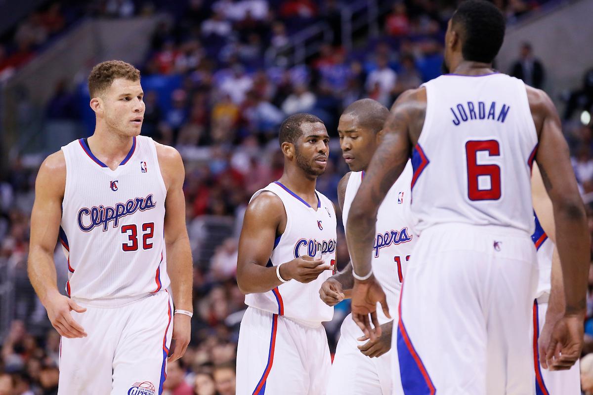 Cinq raisons de tout casser aux Los Angeles Clippers