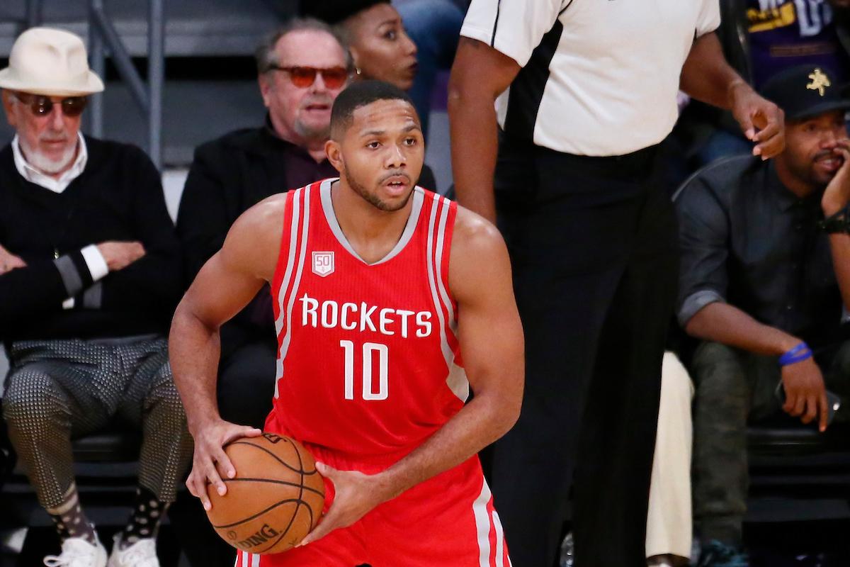 6th Man Of the Year: Deux Rockets pour se disputer le titre