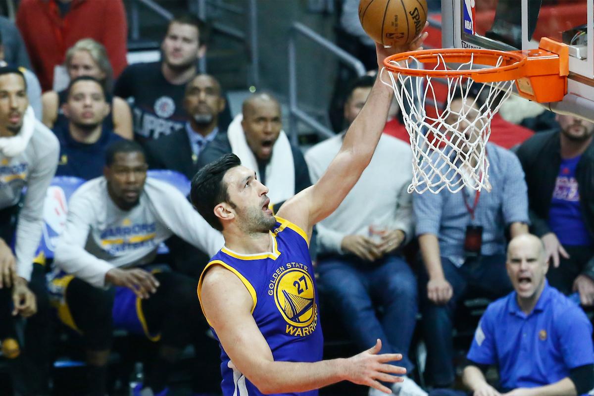 Zaza Pachulia épargné par la NBA, hué au Garden