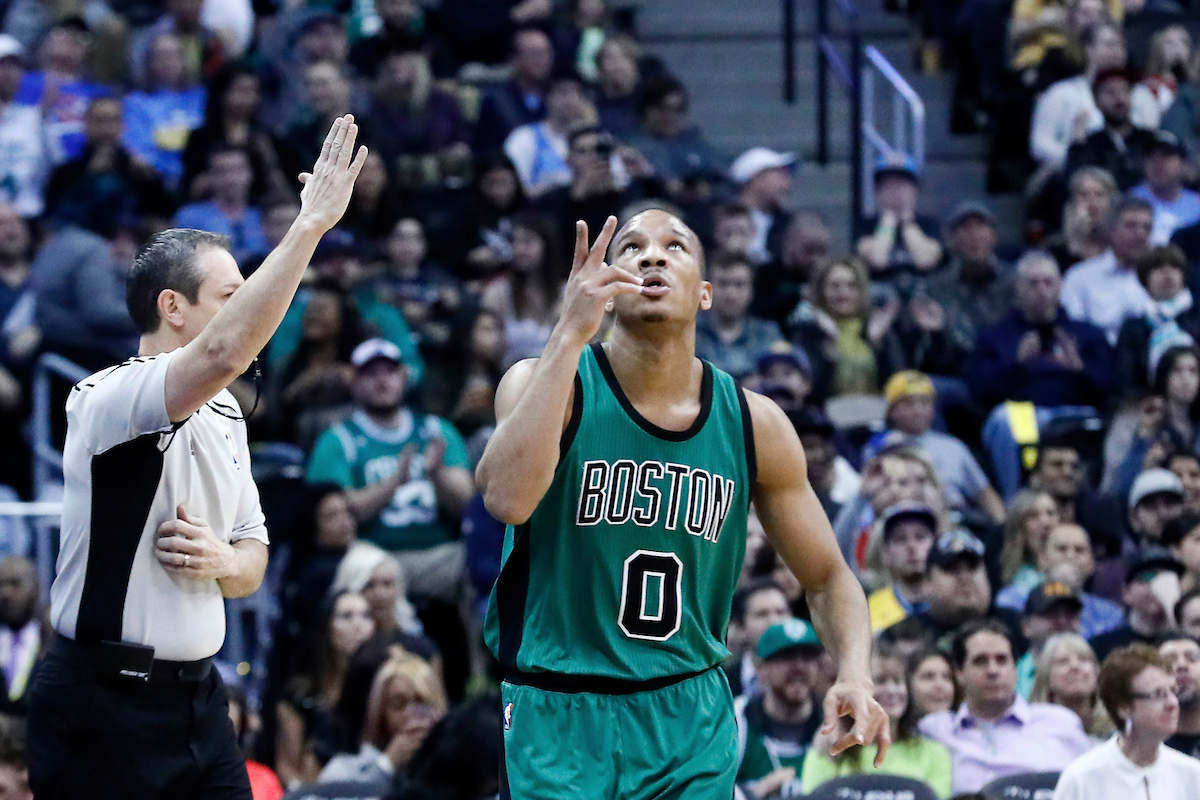 Avery Bradley s'attendait à quitter les Celtics
