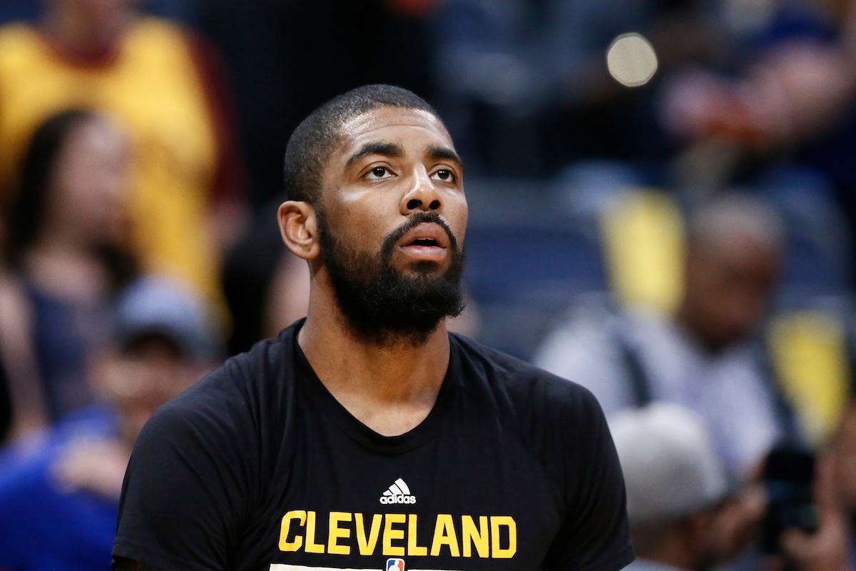 C'est bon, le transfert de Kyrie Irving aux Celtics est validé !