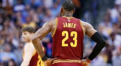 Ce coup-ci, pas de lettre au vitriol de Dan Gilbert pour LeBron James