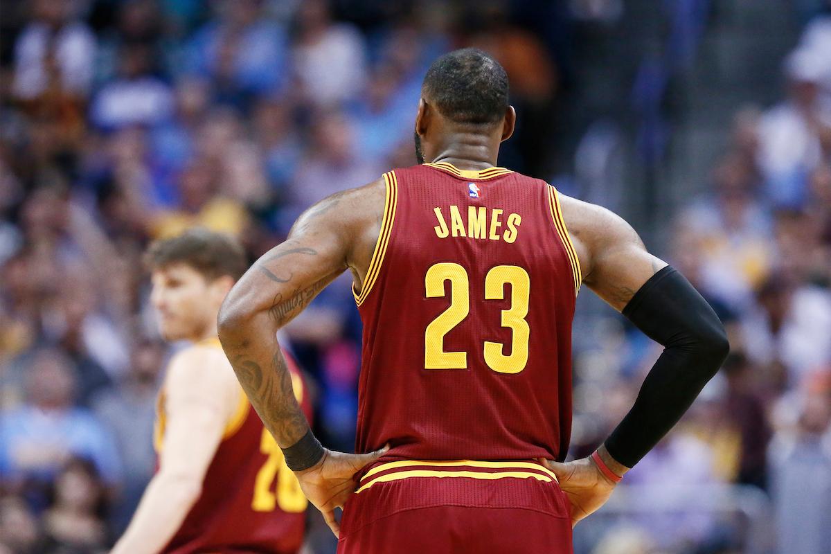 Quelle superteam voulez-vous pour LeBron James ?