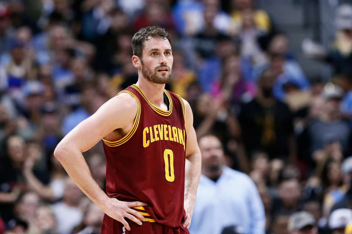 Where is the (Kevin) Love ? Pas de comeback avant 2019
