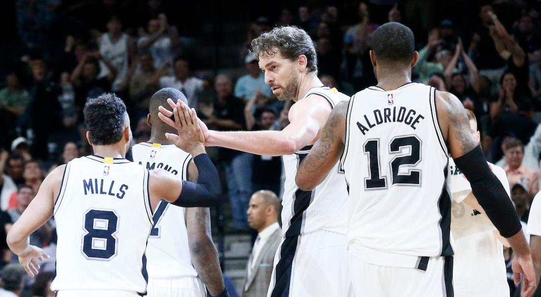 5 raisons pour lesquelles les Spurs peuvent gagner… ou au moins ne pas en prendre 30