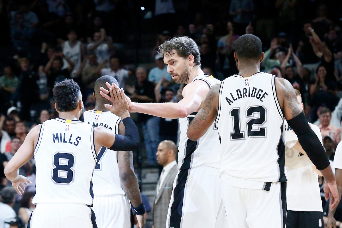 Question folle : Les Spurs peuvent-ils rater les playoffs ?
